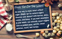 Food Tip Of The Week! #food #nutrition #healthyrecipes
