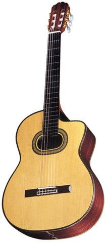 Takamine Pro Series Hirade Acoustic Electric Classical Guitar, Natural with Case. Body Shape ~ Classical with Oval Soundhole. Back & Sides ~ Solid Rosewood. Classical Acoustic Guitar, Best Acoustic Guitar, Music Guitar, Cool Guitar, Classical Guitars, Cheap Guitars For Sale, Takamine Guitars, Guitar Reviews, Body Shapes