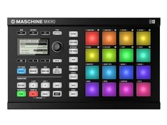 NATIVE INSTRUMENTS Maschine Mikro MKII Black + 7 Expansions Free