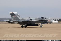 McDonnell Douglas F/A-18A+ Hornet aircraft picture