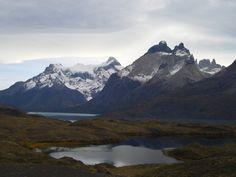 Torres del Paine Mountains, Landscape, Nature, Travel, Towers, Viajes, Traveling, Landscape Paintings, Nature Illustration