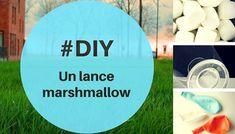 fabriquer un lance marshmallow pour vos enfants.  diy marshmallow shooter
