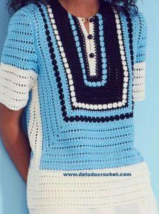 Fabulous Crochet a Little Black Crochet Dress Ideas. Georgeous Crochet a Little Black Crochet Dress Ideas. Crochet Shrug Pattern, Knit Vest Pattern, Bead Crochet Patterns, Crochet Cardigan, Mode Crochet, Crochet World, Diy Crochet, Crochet Top, Crochet Bodycon Dresses