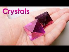 How to grow a large single crystal: Part 2 Seed to LARGE crystal - YouTube