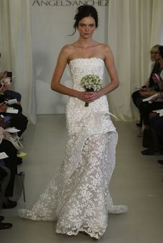 The 20 Most Breathtaking Bridal Gowns of 2014