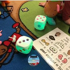 "100 Likes, 5 Comments - Target Teachers Michelle&Hadar (@targetteachers) on Instagram: ""Light up dice for the win!!! @racingthrukindergarten found them near the toy aisle in @target! 🎲🎲"""