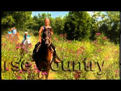 Horse Country: A Day on the Trail:  E1P4   video taken at Juro Stables