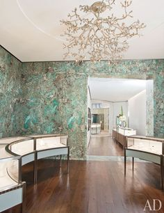 Tiffany & Co. Opens a New Boutique in SoHo : Architectural Digest