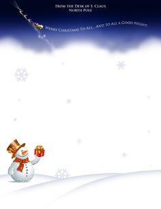 anthomeli.blogspot.com: Γράμμα προς και από τον Άγιο Βασίλη