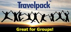 Tailor Made Holidays from Travelpack. Book your Holiday to worldwide destinations including Europe, Canada, USA, The Far East, Africa and India. Travelpack also provide flights, car hire and travel insurance, as well as regular special offers to help you get the best value holiday or short break.