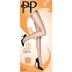 Pretty Polly Tights 15 D EveryDay #Natural Price: £1.13  @http://goo.gl/hcLfIs