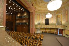 Theatersaal | Conference Center Laxenburg
