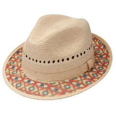 9add421007207 Charlie 1 Horse Taos – Palm Straw Fedora Hat  40.98 Wow! Check out the