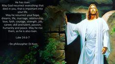 Luke 24, He Has Risen, Proverbs, Dj, Encouragement, Marriage, Faith, Passion, Relationship