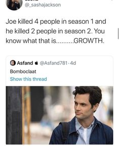 netflix you memes joe goldberg * netflix you memes joe goldberg Funny Tweets, Funny Memes, Hilarious, Funniest Memes, Relatable Tweets, Netflix Tv Shows, Netflix Series, Dark Humour Memes, Humor
