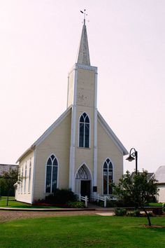church in Avonlea, Prince Edward Island, from the Anne of Green Gables books