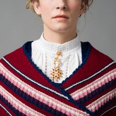 Not because it is in Nynorsk, but because it is really badly written. Sent my cousin in Norway down to the store. They agr. Folk Costume, Costumes, Yarn Needle, Norway, Ravelry, Crochet Necklace, Men Sweater, Knitting, Pattern