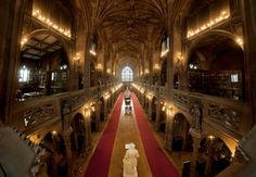 John Rylands Library - For those who set eyes on Deansgate's The John Rylands Library for the first time, 'library' might not be the first word that comes to mind. This masterpiece of Victorian Gothic architecture looks more like a castle or cathedral.