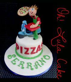 Tarta pizzeria pizza cake