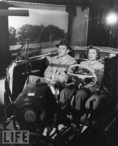Myrna Loy and Melvyn Douglas. This is how classic Hollywood did it :)