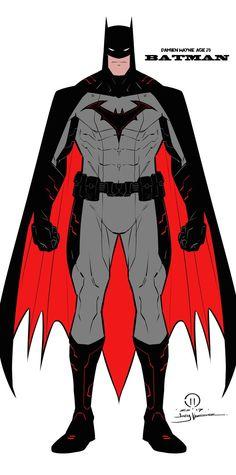 ArtStation My Batman Joey Vazquez - Batman Poster - Trending Batman Poster. - ArtStation My Batman Joey Vazquez Red Batman, Batman Suit, Batman Vs Superman, Funny Batman, Batman Redesign, Batman Painting, Batman Story, Batman Armor, Comic Costume