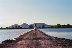 Lonely walking wanderlust lake - get this free picture at Avopix.com    ➡ https://avopix.com/photo/41764-lonely-walking-wanderlust-lake    #barrier #sea #breakwater #beach #ocean #avopix #free #photos #public #domain