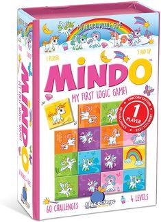 Mindo Unicorn Brainteaser