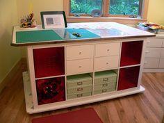 Dream Cutting Table!