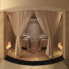 One of my favorite places to be pampered at.
