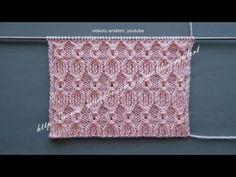 Örgü - Lastikli kahve çekirdekleri örgü modeli yelekleri, bebek yelekleri, bebek battaniyesi ve özelliklede atkı ve bere için ideal bir örnektir. Baby Knitting Patterns, Lace Knitting, Knitting Stitches, Knitting Designs, Stitch Patterns, Crochet Baby, Knit Crochet, Knit Vest Pattern, Knitting Videos