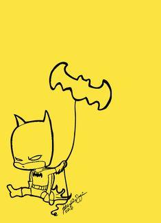 Baby Bats - BATMAN IS NOT CUTE by vixtopher.deviantart.com on @deviantART