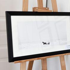 """""""Cheval de Mer"""", Lingreville (Normandie / France). Photographie disponible en édition limitée à 30 exemplaires."""
