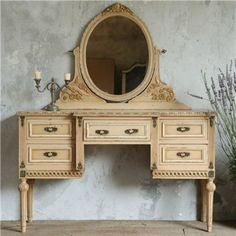 Antique French Vanity