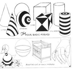 shapes drawing draw easy basic learn way 3d drawings step using anything simple drawinghowtodraw cone cylinder forms objects sketches lessons
