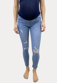 The Best Maternity Denim - Sexy Mama Maternity Stylish Jeans, Sexy Jeans, Skinny Jeans, Versatile Denim, Maternity Jeans, Idaho, High Boots, Flip Flops, Capri Pants