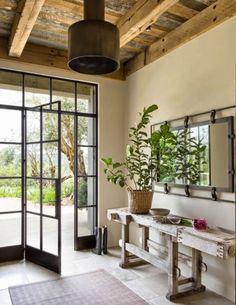 Case e Interni: Mix di stili per la casa di campagna