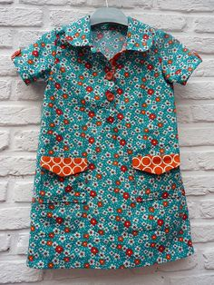 jump rope dress 2 by start to sew, via Flickr