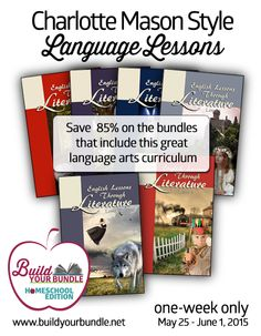 Barefoot Ragamuffin Curricula: A Beautiful Blend of Charlotte Mason and Classical Styles