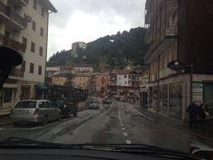 Ecco Roccaraso, un paese di montagna!