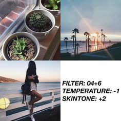 VSCOCAM Filter: 04+6| Temperatrue: -1| SkinTone: +2 - This filter works well with outdoors/plants photos! It's also good for theming too! GET THIS FILTER FOR FREE WITH THE LINK ON MY BIO. TUTORIAL ON @FILTERTEXTURE #vsco#vscocam#vscofilter