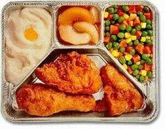 The original TV Dinner...Swanson