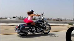 "It was unusual to see women riding a motorcycle on the road back in 2001, when I just started riding. Today, it is no longer a piece of big news to see a bunch of female Harley motorcycle riders passing you. However, years ago, there was some negative stereotypes about women existed in the motorcycle community, which was that women were meant to take the ""back seat"" to biker men both on and off motorcycles. http://www.harleydatingsites.net/new-roads-opening-for-women-harley-riders.html"