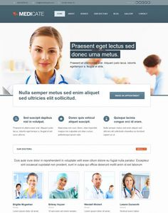 Medicate is a premium WordPress theme for Health and Medical websites and blogs. It is a most suitable theme for doctors, dentists, hospitals, health clinics, surgeons and other type of health and medical related websites. Theme is built with an impressive set of custom options such as services, doctors, gallery, testimonials, FAQs, blog/news posts and pages. $35