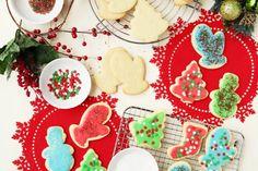 Best cutout sugar cookies & icing!