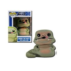 Star Wars POP Vinyl Figur Jabba the hutt - Wackelkopf - Funko