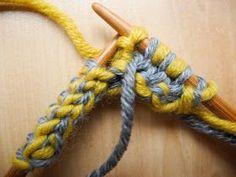 Wolle, Stricken, Muster, Tricks - ein B log für Woll-Liebhabermütze stricken