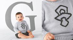 Vous avez aimé le petit pull brodé pour bébé branché sur le magazine ? Retrouvez les tailles 12 et 18 mois expliquées en détails ci-dessous. Fournitures Fil coton Fifty coloris Perle Fil ...