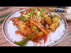 Kuřecí maso ve sladko-kyselé omáčce - Podaj.to Make It Yourself, Meat, Chicken, Food, Asia, Essen, Meals, Yemek, Eten