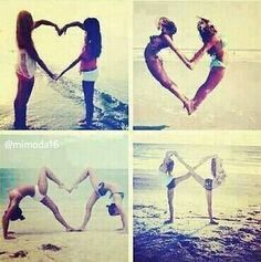 I want take a photo with My Best Friend like this...