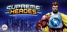 Android App Supreme Heroes Review   click the image to learn more...